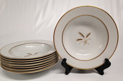 Rosenthal BOUNTIFUL Rimmed Soup Bowl - 4 available