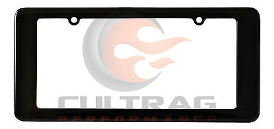 2014-2019 C7 Corvette Genuine GM Carbon Flash Rear License Plate Frame Holder