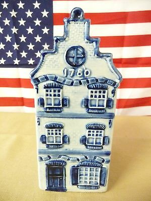 "6"" Delft House 1780 Phoppe"