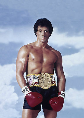 Rocky Balboa Boxing Vintage Movie Giant Poster - A0 A1 A2 A3 A4 Sizes