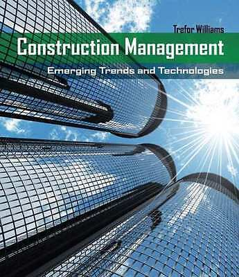 CENGAGE LEARNING 9781428305182 Construction Management