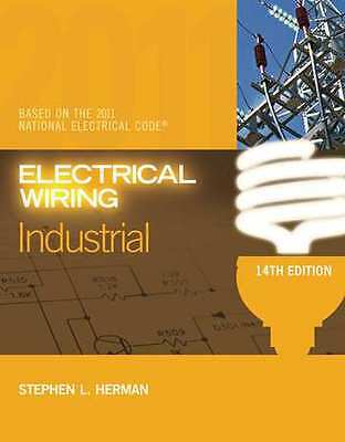 CENGAGE LEARNING 9781111124892 Electrical Wiring Industrial