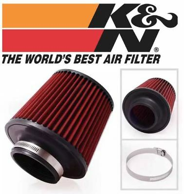 Universal K&N Cold Air Filter Intake Induction Kit Cone Style Lifetime Warranty