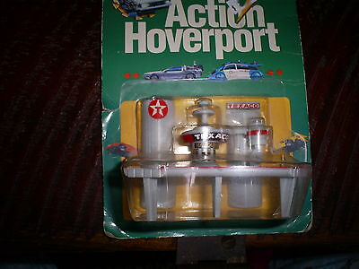 Racing Champions Back To The Future II Texaco Micro Action Hoverport MINT