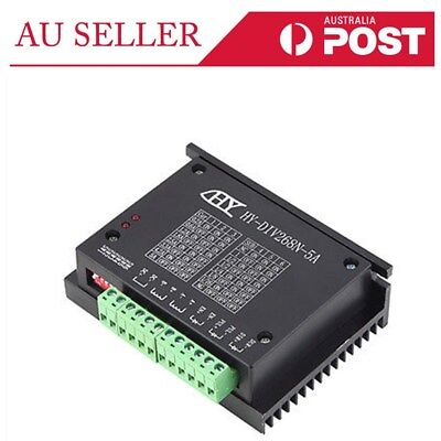 CNC Single Axis TB6600 0.2-5A Two Phase Hybrid Stepper Motor Driver Controller O