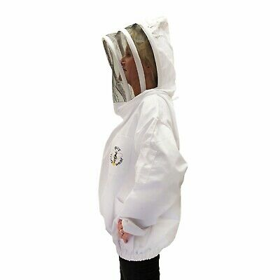 Buzz Beekeepers Bee Jacket/ Tunic (Fencing Veil) - 3XL