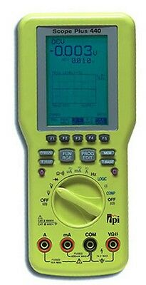 TEST PRODUCTS INTERNATIONAL TPI 440  Oscilloscope/True RMS DMM