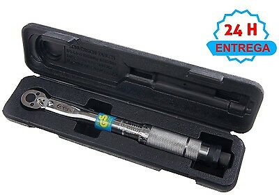 "LLAVE DINAMOMETRICA 1/4"" DE 2-24 NM  -  1/4"" Torque Wrench 2 - 24nm --- 6902"