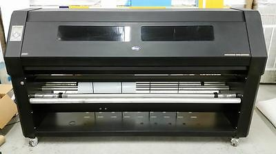 Summa DC-4 Thermal Resin Digital Printer / Cutter Ready To Apply Graphics
