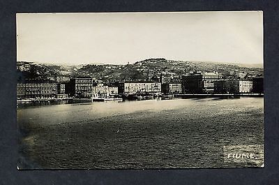 C1920's View of Fiume (Now Rijeka) From the Sea