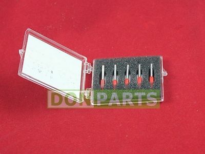 5 pc 60° Carbide Blade for Roland Vinyl Film Cutter ZEC-U5025 60 Degree