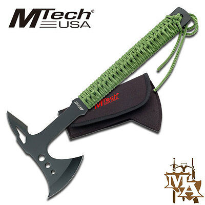15'' Axe Hatchet, Stainless Steel, Multi Tool, Hex Key, Camping, Hiking, Scout