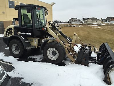 2007 Ingersol Rand Wheel Loader- Low hours