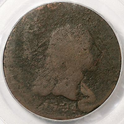 1794 S-17 PCGS Genuine Head of 1793 Liberty Cap Large Cent Coin 1c