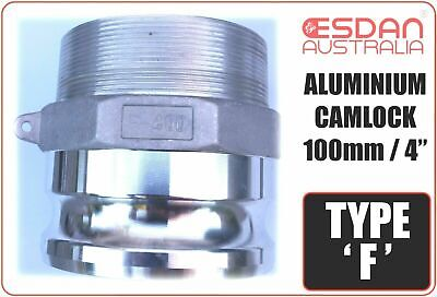 Camlock fitting Type A Groove Coupling 50mm 2 inch Pump Joiner Aluminium Hose
