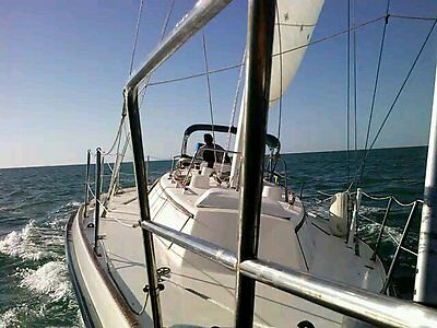 37' Seafarer Sailboat. Great Cruisable Condition, Video Tours