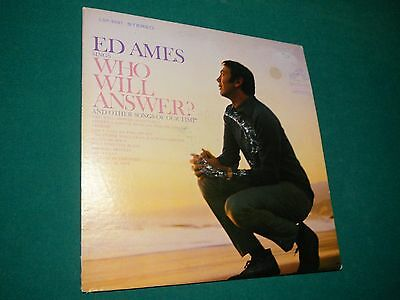 Ed Ames Sings Who Will Answer? RCA Victor LSP 3961 - 33 RPM LP
