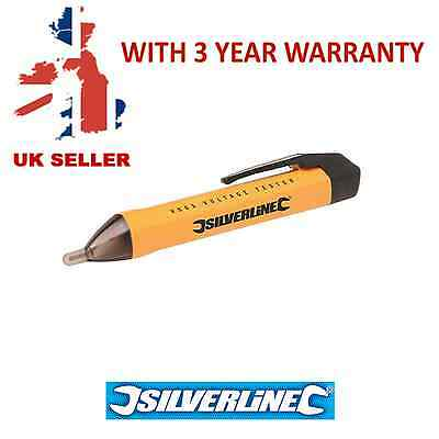SIlverline Non Contact AC Voltage Detector 70-1000V AC frequency 50/60Hz