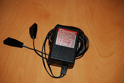 Carrera GO!!! REPLACEMENT POWER SUPPLY FOR 1:43 SLOT CAR RACING SET Accessories.