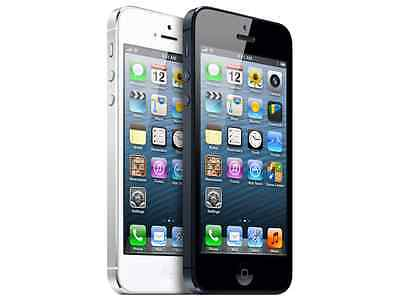 Apple iPhone 5 - 16GB - (Factory Unlocked) Smartphone - Black or White