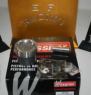 KIT H BEAM RODS PLUEL EF-RACING +PISTON WOSSNER LANCIA DELTA 2.0 16V TURBO 4x4