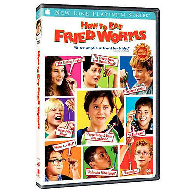 How to Eat Fried Worms (New Line Platinum Series) Tom Cavanagh, Kimberly Willia