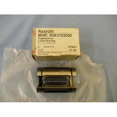Linear Bushing Bosch Rexroth R063103000