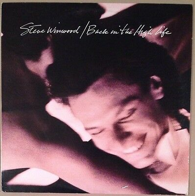 Steve Winwood - Back In The High Life - EX Vinyl LP