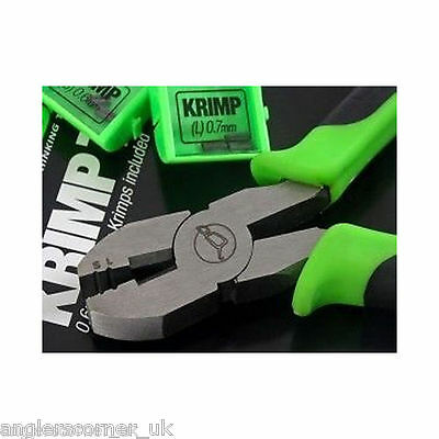 Korda Krimp Tool / Krimps / 0.6mm / 0.7mm / Carp Fishing
