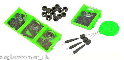 Korda Chod Safety System / No Trace Beads / Naked / Leadcore / Carp Fishing