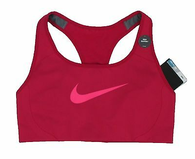 32676b7ae7759 Nike Womens Victory Shape High Support Sports Bra Pink Multiple Sizes New