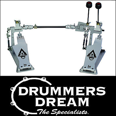 Axis AX-V-A21-2 A21 Series Double Bass Drum Pedal With Deep Rockers RRP $1149!