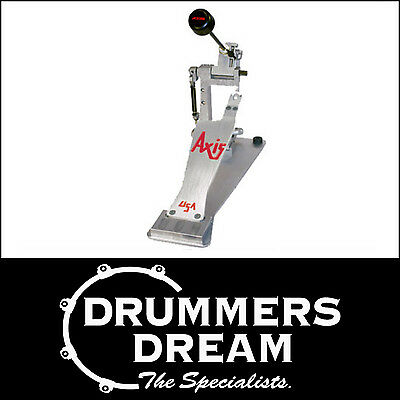 Axis AX-A A Series Single Bass Drum Pedal - Variable drive lever - RRP $575! -