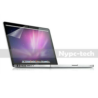 """Clear Screen Protector LCD Film Guard For MacBook Pro 13"""" 13.3"""" Retina Pro A1278"""