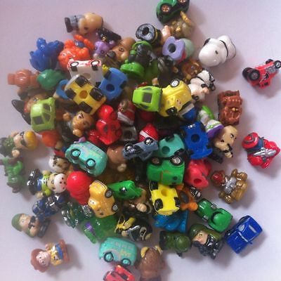 new 20pc SQUINKIES Toys Mixed Lot In Random Without CONTAINERS no Repeat for boy