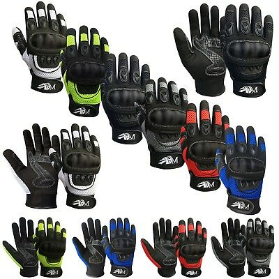 Prime Motorcycle Motorbike Full Finger Summer Mountain Riding Sports Glove 9001