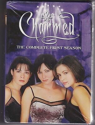 CHARMED THE COMPLETE FIRST SEASON NEW FACTORY SEALED