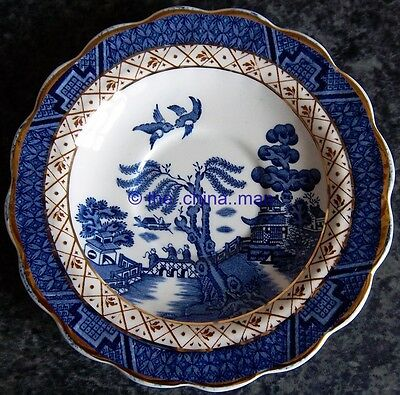 superb BOOTHS REAL OLD WILLOW A8025 SAUCER 6 available