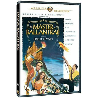 NEW/SEALED - The Master of Ballantrae (DVD, 2013)