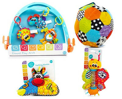 Playgro Jig Along Baby Infant Kids  Chilrens Toys Fun Play Set Best Gift - Blue