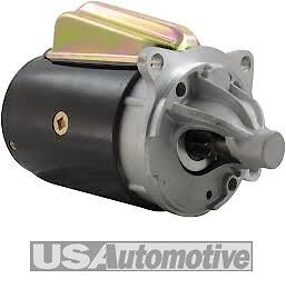 1965 1966 1967 1968 1969 1970 Ford Mustang With Auto Transmission Starter Motor