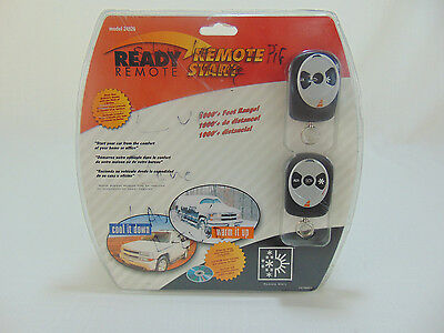 Ready Remote 24926 Automotive Do It Yourself Deluxe Remote Start System 2 remote