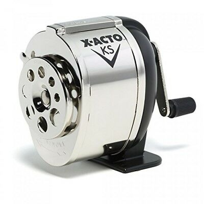 X-Acto Model KS Table or Wall Mount Pencil Sharpener, 1031, New, Free Shipping