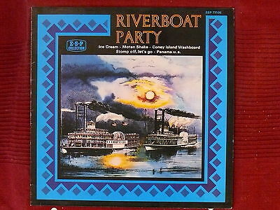 LP Riverboat Party (Black Bottom Stompers,Piccadilly Six u.a.)    ESP 77105