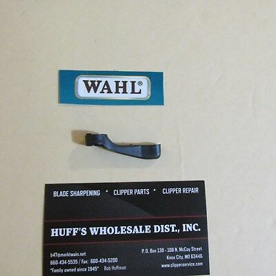 Wahl   Senior Clipper Replacement Parts   Black  Adjustment Lever