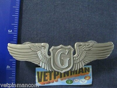 Glider Pilot Wings US Air Force Glider Pilot Wings Large Pin 6060
