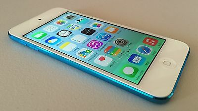 Apple iPod Touch 5th Generation 32GB Blue color Latest Model. Brand New!!