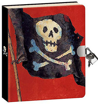 Journal With Lock Boys Locking Diary Secret Private  Book Peaceable Kingdom