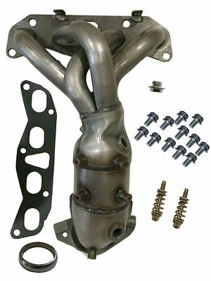 Fit Nissan Sentra Catalytic Converter 2.5L Gaskets Manifold Exhaust 2002-2005