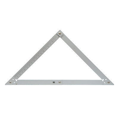 NEW Aluminum Folding Square 600mm Tilling Carpentry And Roofing Tools